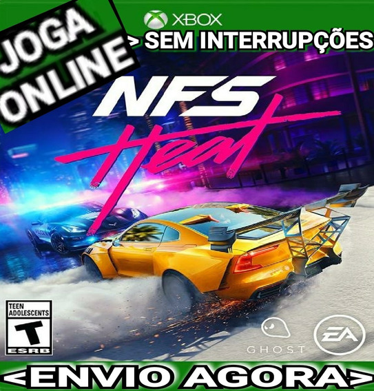 Need For Speed Heat Xbox One Online Original Envio Rápido