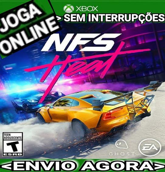 Need For Speed Heat Xbox One Online Original Envio Rápido