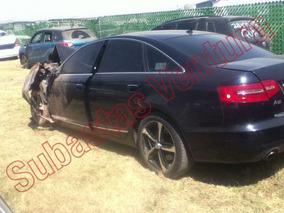 Audi A6 3.0t Partes, Refacciones, Piezas, Desarme, Yonque