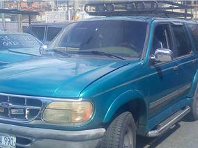 Camioneta Ford Explorer 98