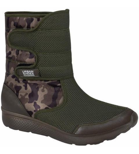 Botas Dama Urban Shoes 828701