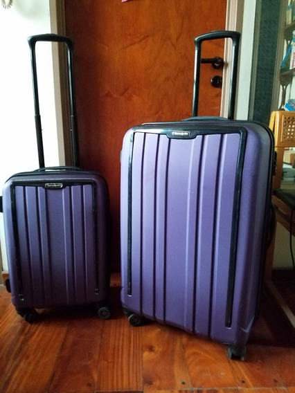 Set 2 Valijas 20 28 Samsonite Spinner Hardside Premium