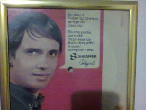 Compacto Roberto Carlos - Calhambeque - Com Moldura