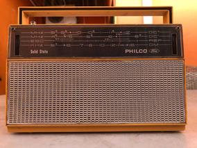 Rádio Philco Ford Anos 70