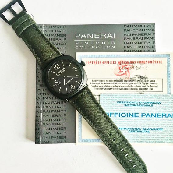 Panerai Radiomir Black Seal Cerâmica 45mm