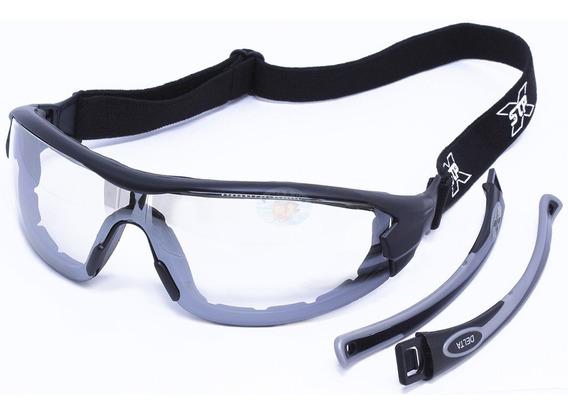 Oculos Proteção Futebol Basquete Voley Tenis Paintball Etc