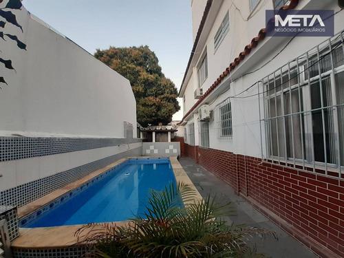 Casa À Venda, 531 M² Por R$ 1.300.000,00 - Vila Valqueire - Rio De Janeiro/rj - Ca0051