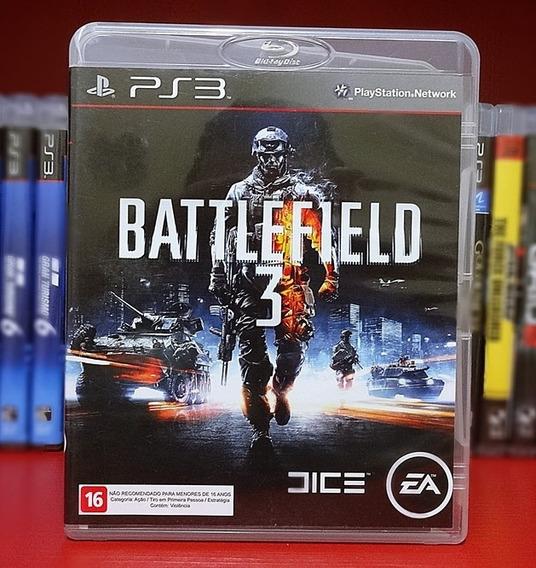 Battlefield 3 - Ps3 Mídia Física