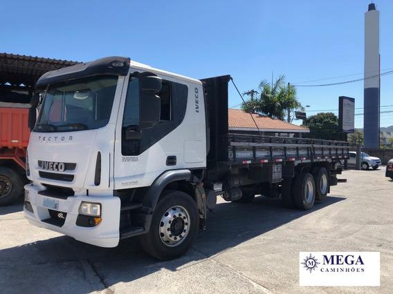 Iveco Tector 240e25 Truck Carroceria 8m
