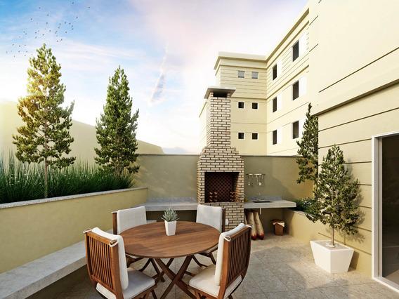 Apartamento Garden Residencial À Venda, Parque Assunção, Taboão Da Serra - 762 Ap
