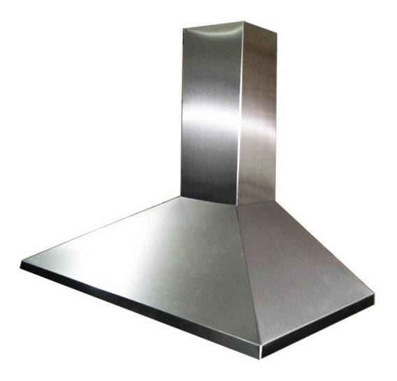 Campana Extractora Cocina Piramidal Acero In. 80 Cm Ahora 12