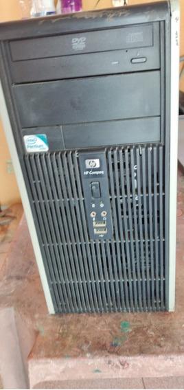 Cpu Hp Dual Core 3.0ghz Com 2 Gb Memórias Ddr2