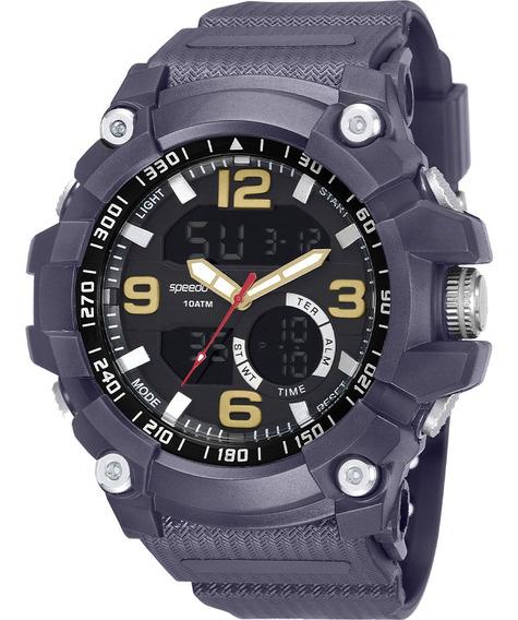 Relógio Speedo Masculino Anadigi Ref.: 81129g0evnp7