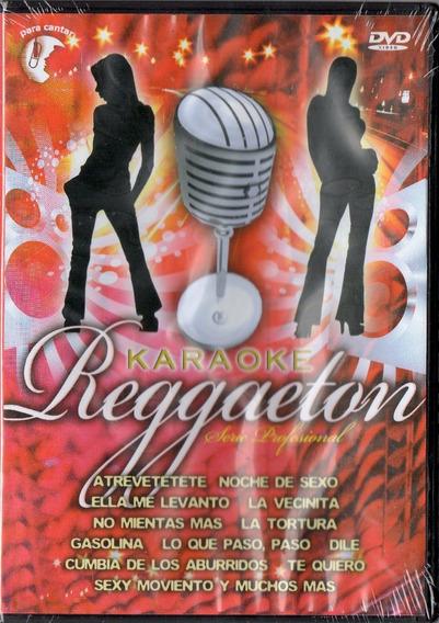 Karaoke Reggaeton Dvd - Los Chiquibum