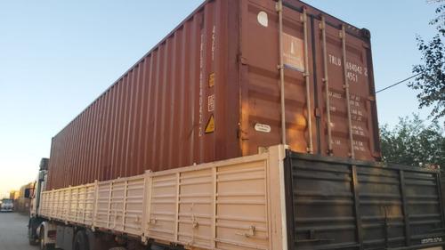 Contenedores Maritimos Container 20/40 Usados La Pampa