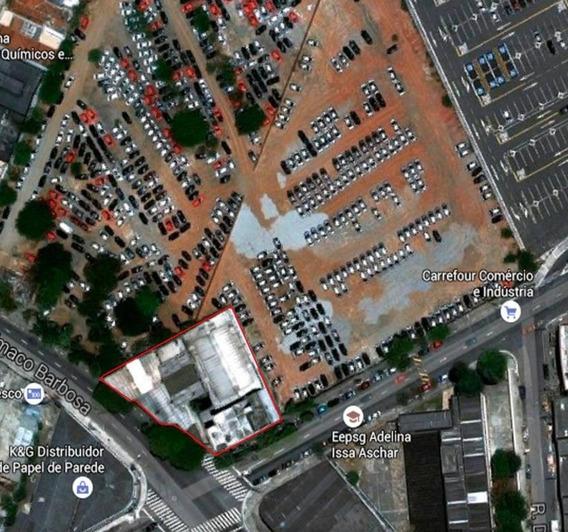 Terreno À Venda, Cambuci - São Paulo/sp - 1150