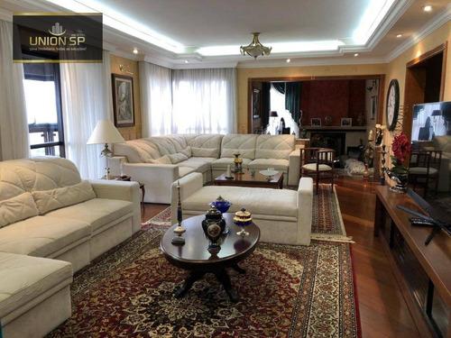 Imagem 1 de 29 de Apartamento Com 4 Dormitórios À Venda, 380 M² Por R$ 3.180.000,00 - Saúde - São Paulo/sp - Ap49516