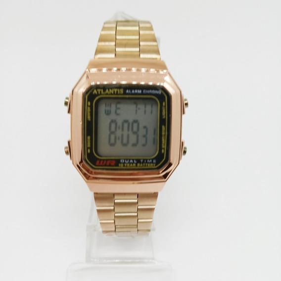 Relógio Atlantis Digital Unisex