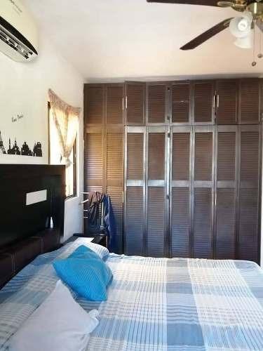 Casa En Renta Cerrada Asturias, Cancún