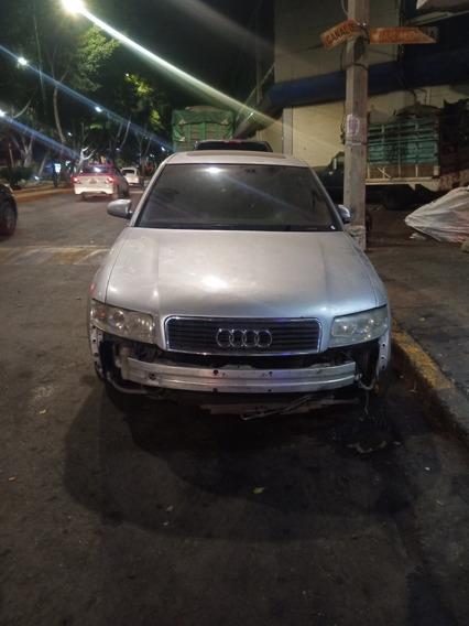 Audi A4 X Partes Audi A4
