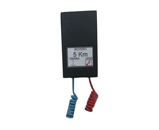 Electrificador De Cercos 5 Km Boyero Certifico Envio Gratis