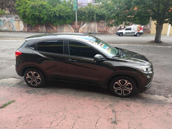 Honda Hrv 2016 Aut Flex Couro Unica Dona Bx Km Raridade Novo