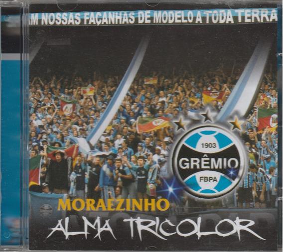 Moraezinho - Cd Alma Tricolor - 2007
