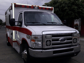 Ambulancia 2009 Ford E-350 Diesel Tipo3 Demers Led Impecable