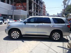 Oportunidad Toyota Sequoia Blindada Platinum At