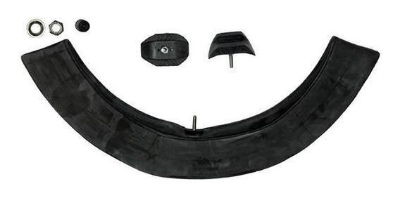 Camara Ar Grossa Para Trilha 4mm Bros Ttr Aro 17 - 0560