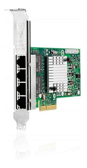 Hp Nc365t 4-port Ethernet Server Adapter 593722-b21