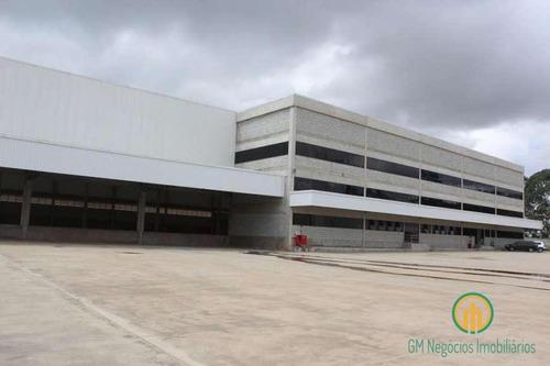Galpão Industrial Novo!! Monousuário 9.088m² Em Cotia - W1302