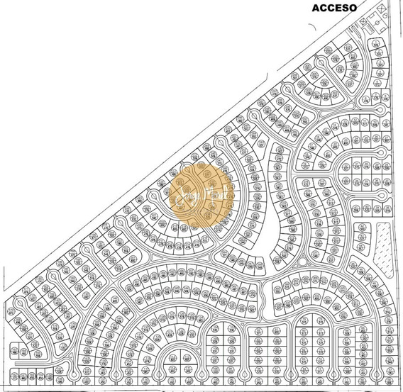Lote Perimetral #0-100 - Pilar Del Este - Santa Emilia - 450m2 #id 18042