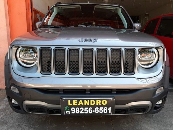 Jeep Renegade Limited 1.8 Flex