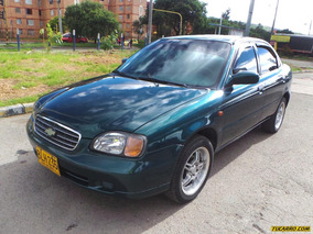 Chevrolet Esteem Mt 1300 Cc Sa