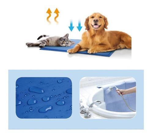 Manta Refrigerante Mat Cool Pet Para Perros Y Gatos