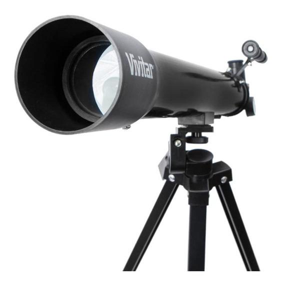 Telescópio C/ Ampliação 75x/150x - Vivitar Vivtel150x