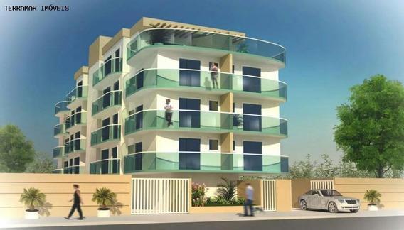 Apartamento Para Venda Em Arraial Do Cabo, Praia Grande, 1 Dormitório, 1 Banheiro, 1 Vaga - Ap 106