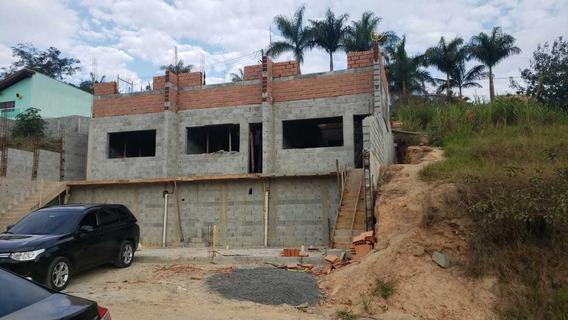 Casa Sobrado Novo Em Igaratá