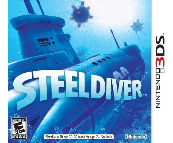 Steel Diver 3ds Nuevo