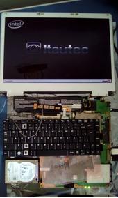Notebook Itautec W7635 Funcionando