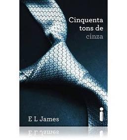 Livro 50 Tons De Cinza