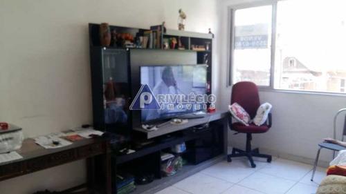 Imagem 1 de 24 de Apartamento À Venda, 2 Quartos, 1 Vaga, Copacabana - Rio De Janeiro/rj - 16544