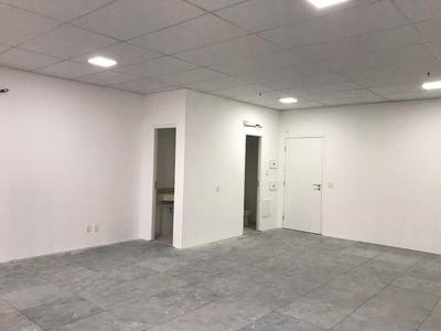Sala Em Vila Cordeiro, São Paulo/sp De 69m² Para Locação R$ 3.000,00/mes - Sa188693