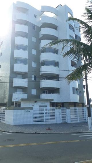 4324 - Apartamento 1 Dormitório Lado Praia Aceita Financiame