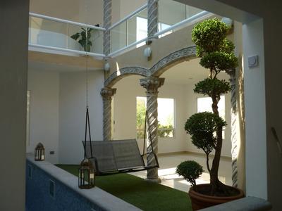 Residencia Semi-ecológica Con 4 Recámaras Y 6 Baños