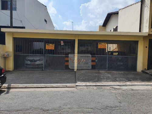Casa Para Renda Com 4 Casas Espaçosas No Local,  À Venda, 250 M² Por R$ 990.000 - Jardim Cidade Pirituba - São Paulo/sp - Ca0804
