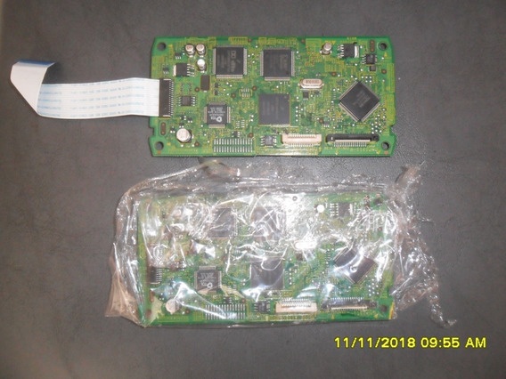 Placa Pioneer Principal Cdj-400 Original Dnp2312-b