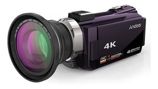 Digital Andoer 4k 1080p 48mp Wifi 524km