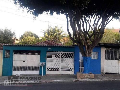 Casa Com 5 Dormitórios À Venda, 116 M² Por R$ 300.000,00 - Vila Norma - São Paulo/sp - Ca1198